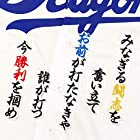 中日ドラゴンズ 刺繍ワッペン サウスポー 応援歌 ユニフォーム(白)