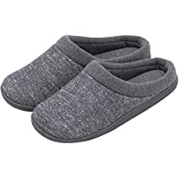 Women's Comfort Slip On Indoor Slippers Clog House shoes