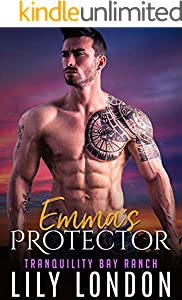 Emma's Protector (Tranquility Bay Ranch Book 2) (English Edition)