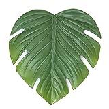 ハワイアン雑貨/フラハワイ リーフコースター 造花 【ハワイ雑貨】【お土産】