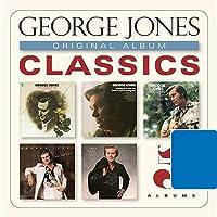 GEORGE JONES - GEORGE JONES ORIGINAL ALBUM CLASSICS 5 CD BOX (5 CD)