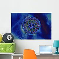"""花Life壁壁画by Wallmonkeys Peel and Stickグラフィックwm42929 36""""W x 24""""H - Large FOT-26389188-36"""