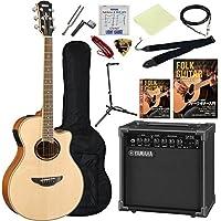 アコースティックギター エレアコ 入門13点セット ヤマハ APXシリーズ APX700II ヤマハアンプ GA15II付属 GUITAR アコギ YAMAHA APX-700II (NT)