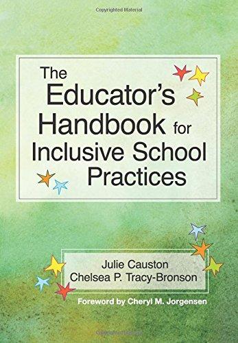 Download The Educator's Handbook for Inclusive School Practices 1598579258