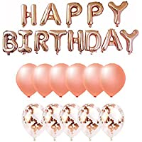 YSAK 風船 バルーン パーティー ウェディング 誕生日 結婚式 飾り付け 空気入れ 装飾用???? 31個 セット (バースデイ)