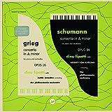 シューマン&グリーグ:ピアノ協奏曲