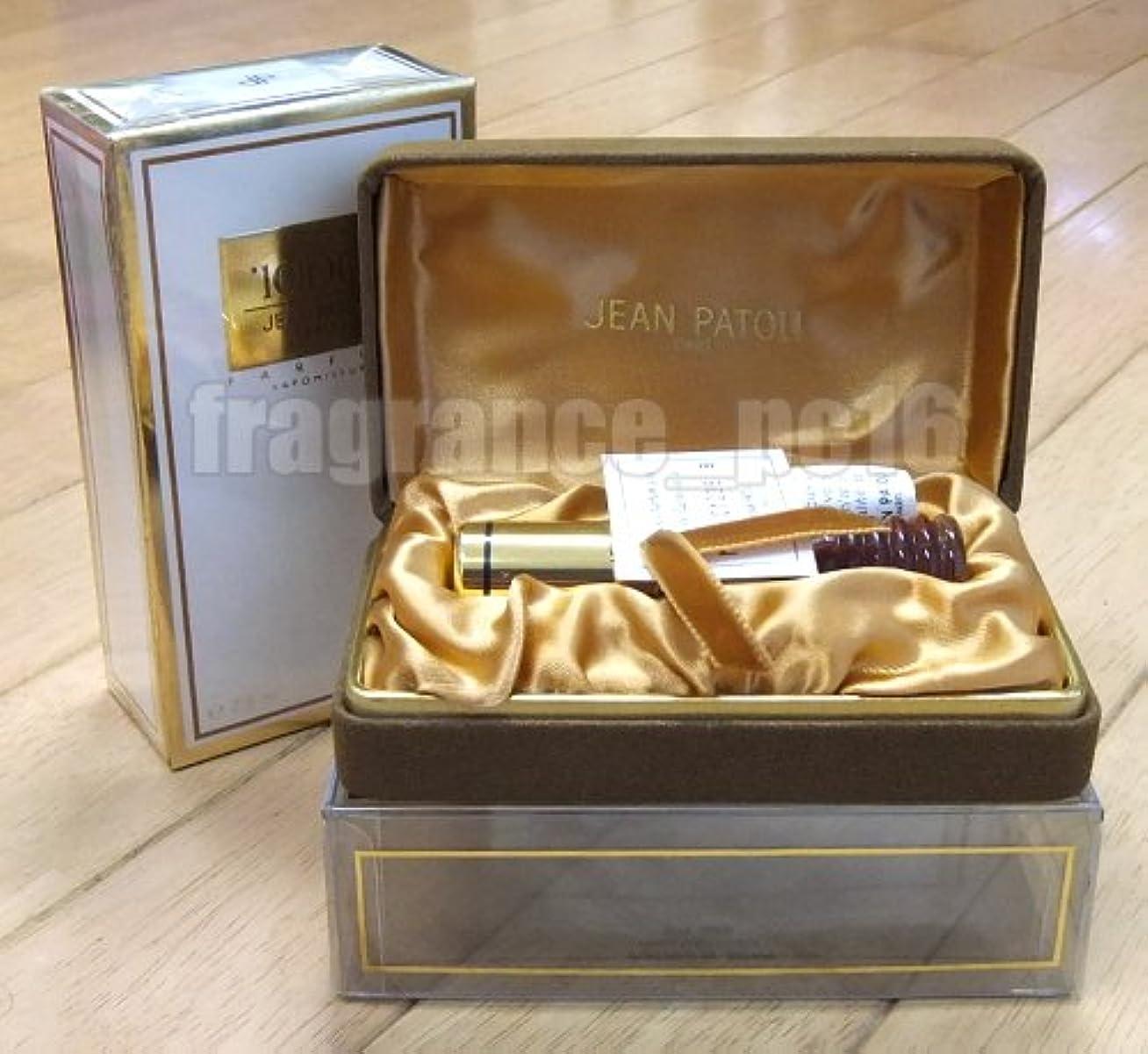 媒染剤出くわすあいまいJEAN PATOU ジャンパトゥ ミル 1000 パルファム 7.5ml スプレー (並行輸入) Parfum
