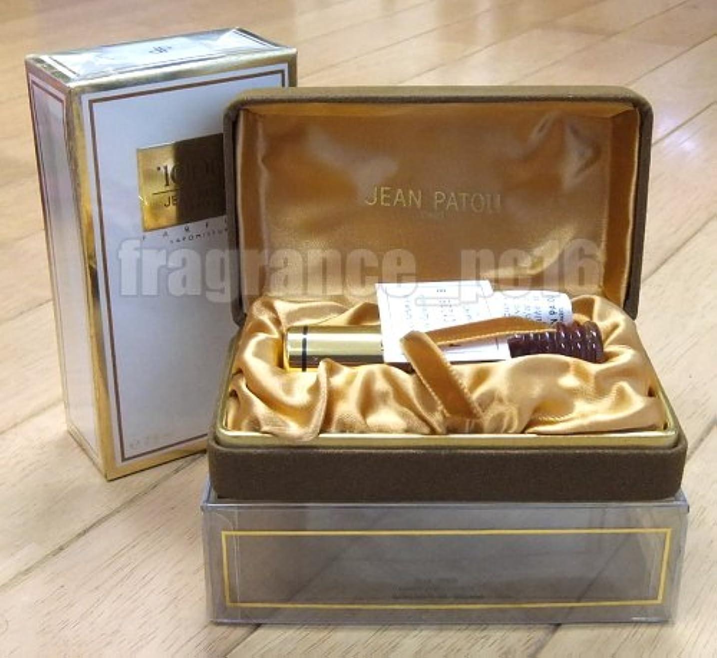 公爵死にかけているキャプテンブライJEAN PATOU ジャンパトゥ ミル 1000 パルファム 7.5ml スプレー (並行輸入) Parfum