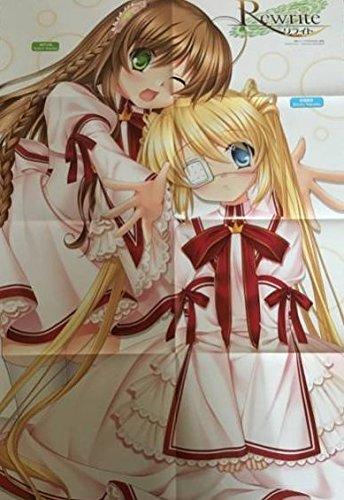 Rewrite キャラクターポスター