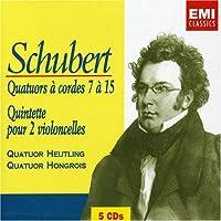 Schubert String Quartets 7-15 & String Quintet