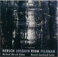 Cello Sonata & Piano Works by MICHAEL / GAISFORD,DANIEL HERSCH (2004-09-21)