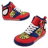 マーベル スパイダーマン キッズ スニーカー 靴 【日本未発売、USディズニーストア】並行輸入品 (15㎝(米サイズ7))