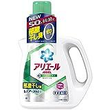 アリエール 洗濯洗剤 液体 リビングドライイオンパワージェル 本体 1.0kg