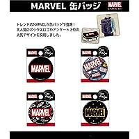 マーベル MARVEL 缶バッジ4コセット☆ 48231~48234