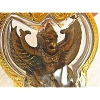 SanジュエリータイAmulet Paya Krut ( Garuda ) LP Seng Wat Bangna保護Lifeペンダント