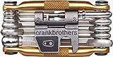 crankbrothers(クランクブラザーズ) 携帯工具 マルチ-17   ゴールド 115301