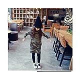 子供服 女の子 スカート ワンピース 迷彩Bワンピ 海外ブランド 160 在庫あり