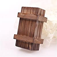 Magic Wooden Puzzle Box Puzzle Wooden Secret Trick Intelligence Compartment Gift by KeyZone