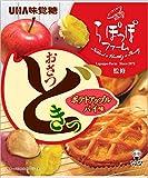 UHA味覚糖 おさつどきっ ポテトアップルパイ味 60g ×10袋
