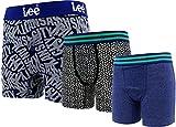 Lee(リー) ボクサーパンツ 3枚組みセット メンズ 柄B M