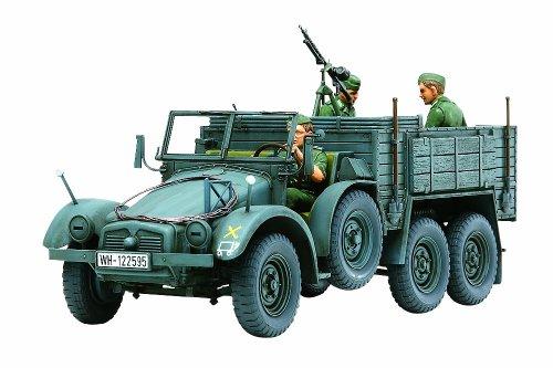 1/35 ミリタリーミニチュアシリーズ No.317 ドイツ クルップ プロッツェ Kfz.70 兵員輸送車 35317