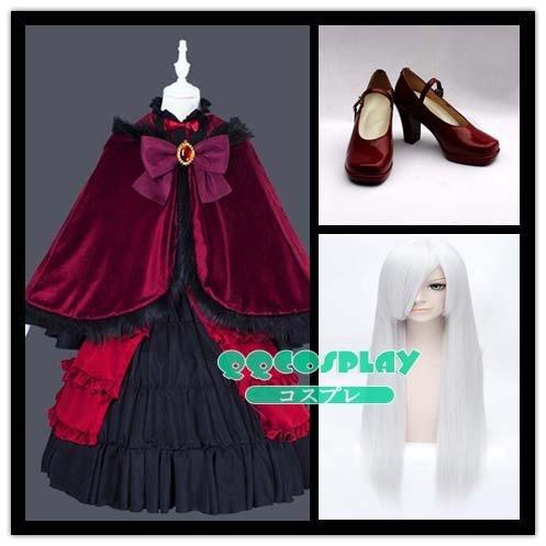 『コスプレ衣装+ウイッグ+靴 K (アニメ) K RETURN OF KINGS (第2期)櫛名 アンナ cosplay』のトップ画像