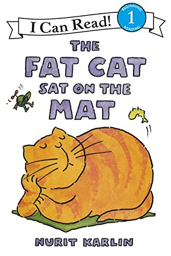 The Fat Cat Sat on the Mat (I Can Read Level 1)の詳細を見る