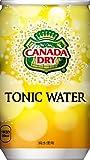 カナダドライ トニックウォーター 160ml ×30缶