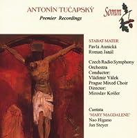 Mary Magdalene by ANTONIN TUCAPSKY (2007-07-17)