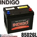 INDIGOバッテリー バネットバン/バネットトラック【型式KF-SK22TN 1999年6月~2003年12月 R2エンジン トラック 標準車】
