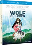 Wolf Children [Blu-ray] [Import]