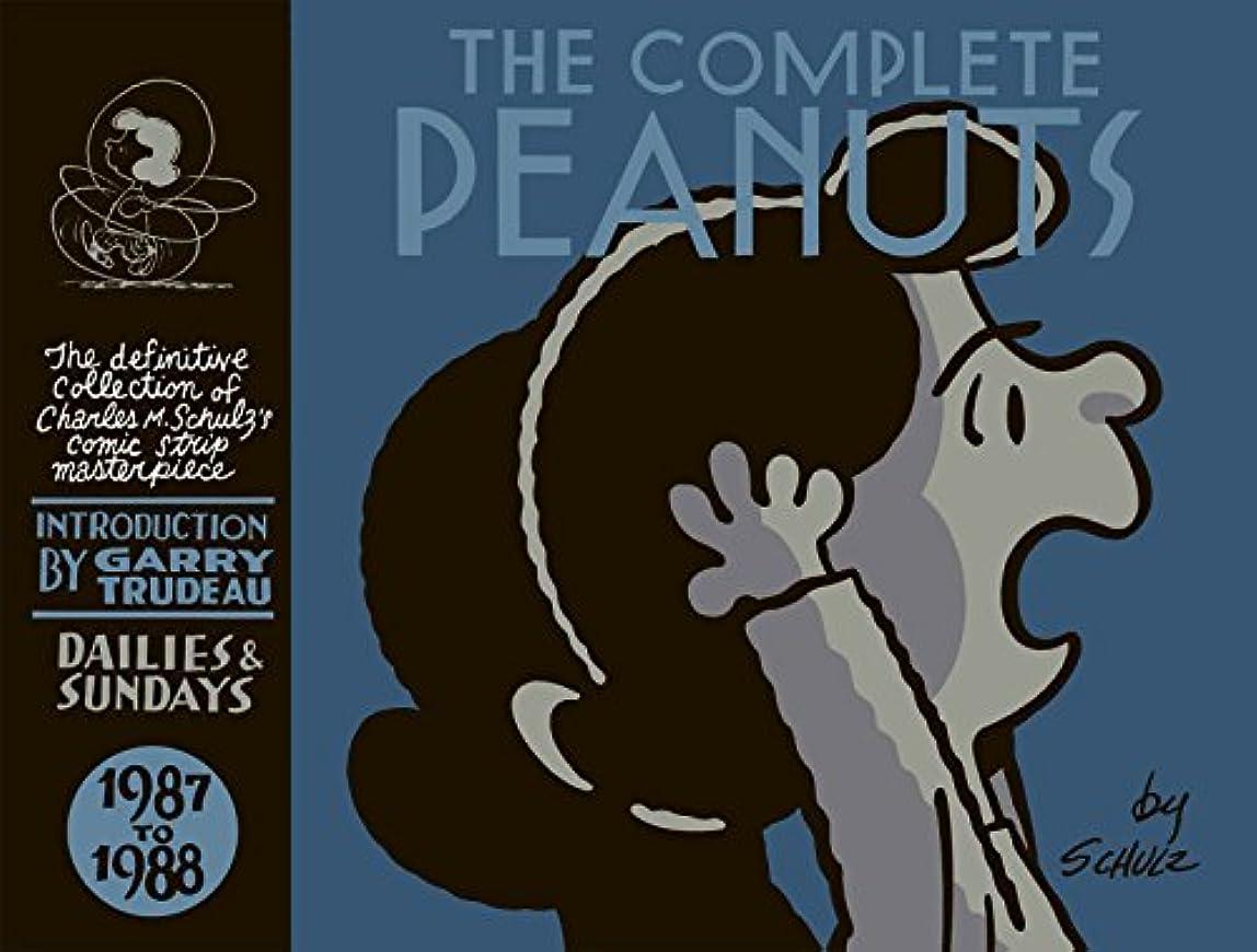 元気悲観的一目The Complete Peanuts Vol. 19: 1987-1988 (English Edition)