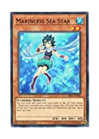 遊戯王 英語版 RIRA-EN004 Marincess Sea Star 海晶乙女シースター (ノーマル) 1st Edition