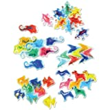 Roylco Light Learning Tessellations, Set of 40