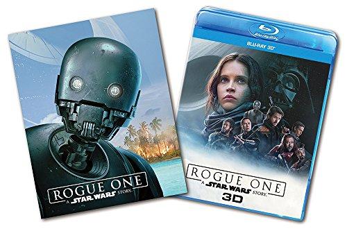 ローグ・ワン/スター・ウォーズ・ストーリー MovieNEXプラス3D:オンライン初回限定商品 [ブルーレイ3D+ブルーレイ+DVD+デジタルコピー(クラウド対応)+MovieNEXワールド] [Blu-ray]の詳細を見る