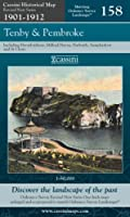 Tenby and Pembroke (Cassini Revised New Series Historical Map)