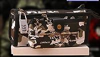 Odissys ボーイズ・スクール鉛筆ケースコードロックとCFペンバッグ学生文房具迷彩鉛筆バッグボックススクール用品 [D]