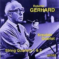 Gerhard String Quartets 1 & 2 by Roberto Gerhard (2000-02-14)