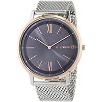 Tommy Hilfiger Classic Mesh Men's Watch - 1791512