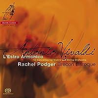 Vivaldi: L'Estro Armonico by Rachel Podger