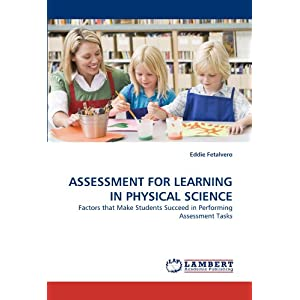 Assessment for Learning in Physical Science