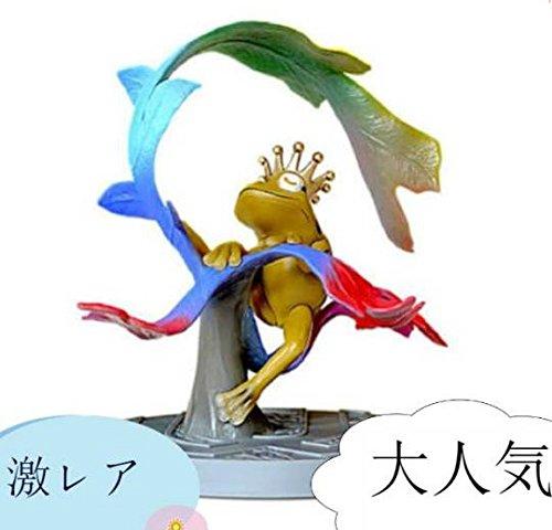 幸運のカエル フィギュアUVERworld 記念...