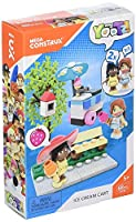 Mega Construx Ice Cream Stand Building Set [並行輸入品]