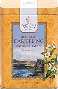 東インド会社 紅茶 ダージリン リーフティー(1缶125g入り)