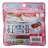 マルキュー(MARUKYU) ワーム ワカサギ釣り専用 紅雪2 紅