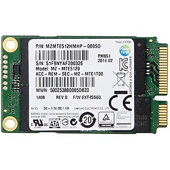 サムソン Samsung PM851シリーズ SSD mSATA SATAIII 6Gb/s 512GB MZMTE512HMHP バルク
