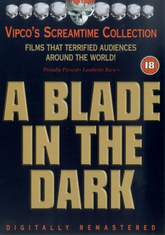 A Blade In The Dark [DVD] by Andrea Occhipinti