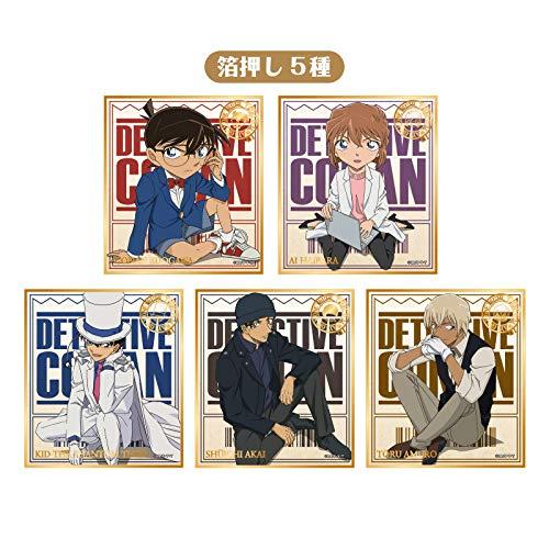 名探偵コナン トレーディングミニ色紙vol.2 <BOX>