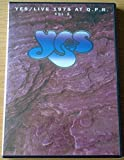 Yes - Live 1975 at QPR Volume 2 All Region DVD / Region 1,2,3,4,5,6 Compatible - aka 'Yes Live at Q.P.R. vol. 2' by Jon Anderson