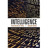 Intelligence; From Secrets to Policy 7ed